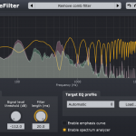The DeFilter User Interface