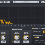 Erstreflexionsfilter in DeVerberate 2